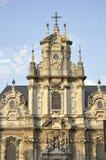 教会圣约翰浸礼会教友在布鲁塞尔 图库摄影