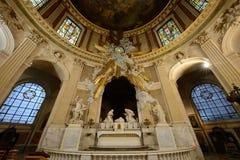 教会圣罗克市在巴黎 图库摄影
