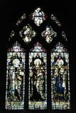 教会圣洁stratford三位一体 免版税库存照片
