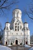 教会在俄罗斯 库存照片