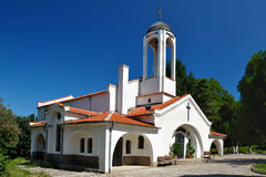 教会在保加利亚 免版税库存图片
