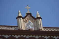 教会在哈瓦那 免版税库存照片