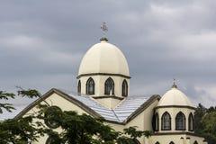 教会在圣何塞哥斯达黎加 免版税图库摄影