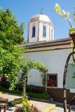 教会在圣尼古拉修道院里  库存图片