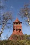 教会在基律纳 库存图片