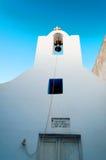 教会在希腊 免版税库存图片