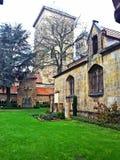 教会在德国 免版税图库摄影
