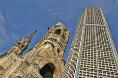 教会在柏林 库存图片