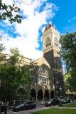 教会在波特兰,俄勒冈 免版税库存图片