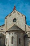 教会在特罗吉尔 免版税库存图片