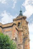 教会在科尔马 库存图片
