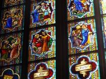 教会在科隆 免版税图库摄影