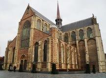 教会在荷兰 免版税库存照片