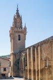 教会在西班牙 图库摄影