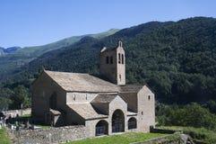 教会在西班牙 免版税库存图片