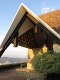 教会在阿卡普尔科墨西哥 免版税库存照片