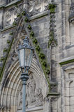 教会在Chrudim市 图库摄影