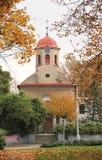 教会在Havirov 免版税库存图片