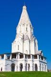 教会在Kolomenskoe 免版税库存图片