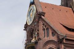 教会在Nurnberg 免版税图库摄影