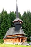 教会在Poiana布拉索夫 库存照片