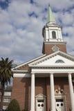 教会在Tallahassee 免版税库存图片