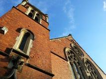 教会在Wolverton 库存照片