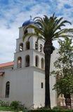教会地亚哥圣 库存照片