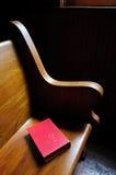 教会场面 免版税库存照片