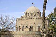 教会埃及乔治s st 免版税库存照片