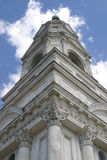 教会城市kashin老俄语 免版税库存照片