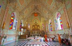 教会基督徒 图库摄影