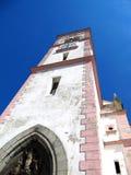教会塔 免版税库存图片