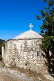 教会塞浦路斯塞浦路斯希腊小 免版税图库摄影