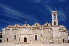 教会塞浦路斯正统pegeia 免版税库存图片