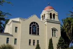 教会塞瓦斯托波尔 库存照片