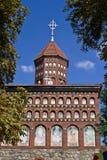 教会墙壁III 免版税库存照片