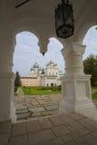 教会复活罗斯托夫伟大的俄罗斯 图库摄影