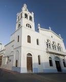 教会多米尼加共和国 免版税库存照片