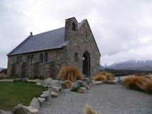 教会好牧羊人 免版税库存图片