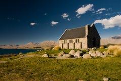 教会好牧羊人 免版税图库摄影