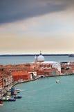 教会威尼斯 免版税图库摄影