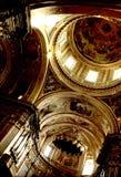 教会威尼斯 免版税库存照片