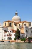 教会威尼斯 免版税库存图片