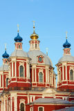 教会宽容莫斯科s st 图库摄影