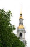 教会尼古拉斯・彼得斯堡俄国st 库存图片
