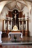 教会尼古拉斯st维尔纽斯 免版税库存照片
