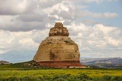 教会岩石 图库摄影