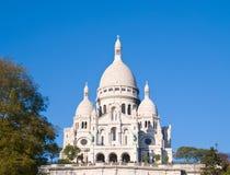 教会巴黎 库存图片