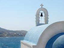 教会希腊 免版税图库摄影